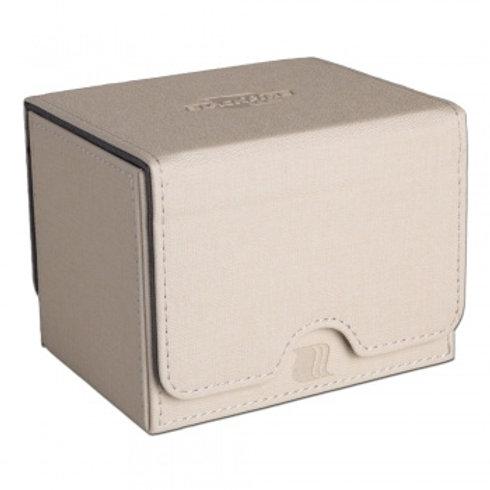 Коробочка Blackfire Premium Deck Box (горизонт.) 100+ белая