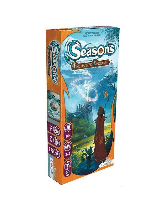 Seasons: Enchanted Kingdom (Времена года: Зачарованное Королевство)