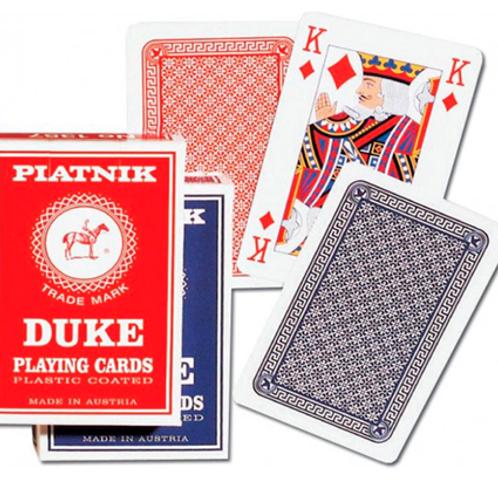 Игральные карты Дюк (55 листов)