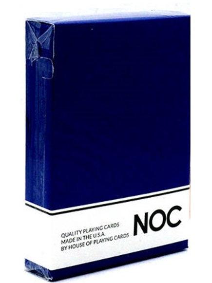 """Карты """"NOC"""" Оригинал (синие)"""