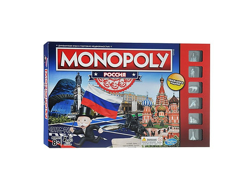 Монополия Россия (версия 2016)