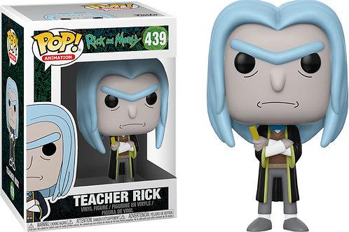 Фигурка Funko POP! Vinyl: Rick & Morty: Teacher Rick