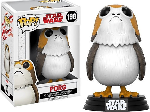 Фигурка Funko POP! Bobble: Star Wars: E8 TLJ: Porg 198