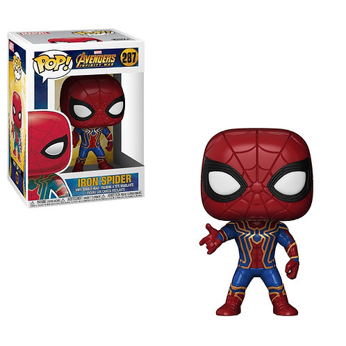 Реплика Funko POP! Marvel: Avengers Infinity War: Iron Spider 287