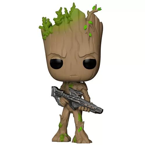 Фигурка Funko POP! Bobble: Marvel: Avengers Infinity War: Groot 293