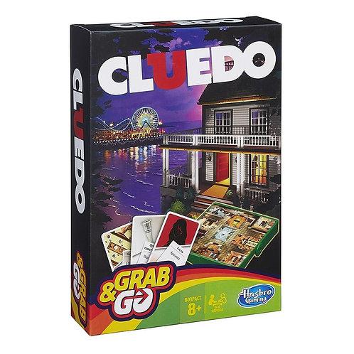 Cluedo (дорожная версия)