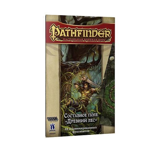 """Pathfinder. НРИ. Составное поле """"Древний лес"""""""
