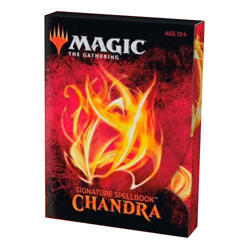 Signature Spellbook: Chandra: Фирменная книга заклинаний: Чандра