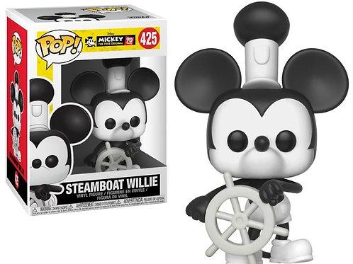 Фигурка Funko POP! Vinyl: Disney: Mickey's 90th: Steamboat Willie