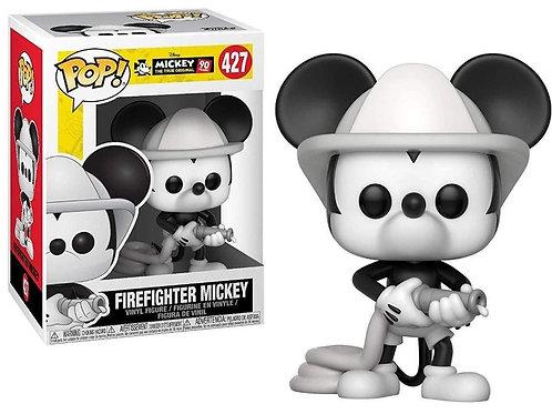 Фигурка Funko POP! Vinyl: Disney: Mickey's 90th: Firefighter Mickey