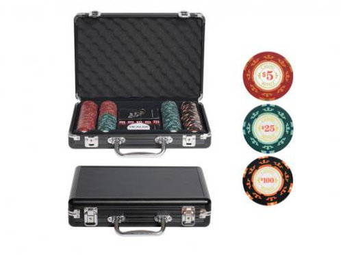 Набор для покера Casino Royale на 200 фишек