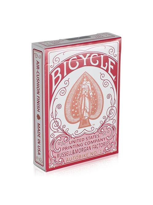 Карты Bicycle AutoBike No.1 (красные)