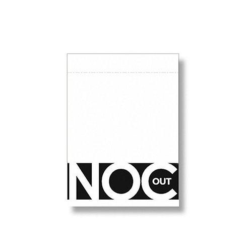 Карты NOC Out (белые)