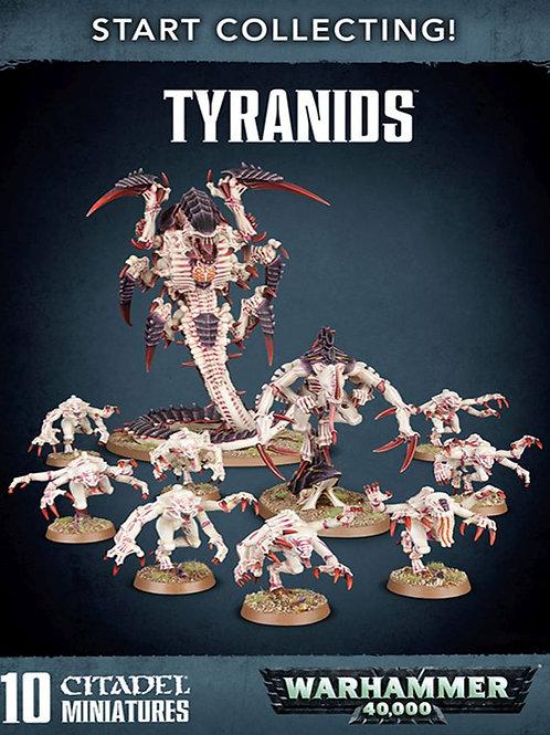 WARHAMMER 40000: Start Collecting! Tyranids (Тираниды)