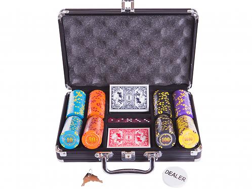 Набор для покера Compas на 200 фишек