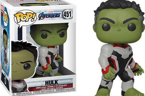 Фигурка Funko POP! Bobble: Marvel: Avengers Endgame: Hulk