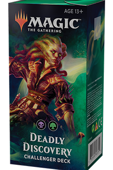 Deadly Discovery Challenger Deck 2019