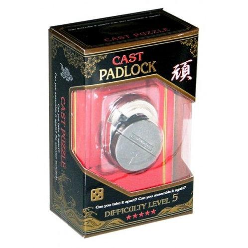 Головоломка Секрет*****/ Cast Puzzle Padlock*****