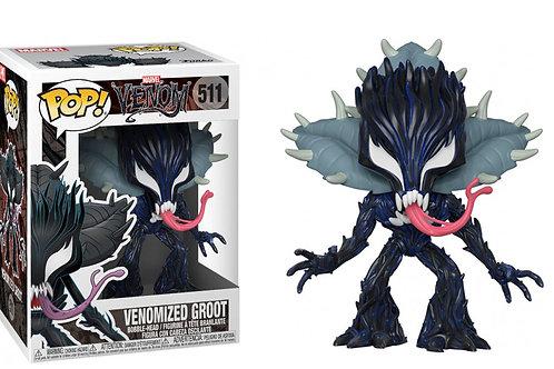 Фигурка Funko POP! Bobble: Marvel: Venom S2: Groot