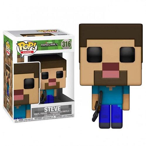 Реплика Funko POP! Games: Minecraft: Steve 316