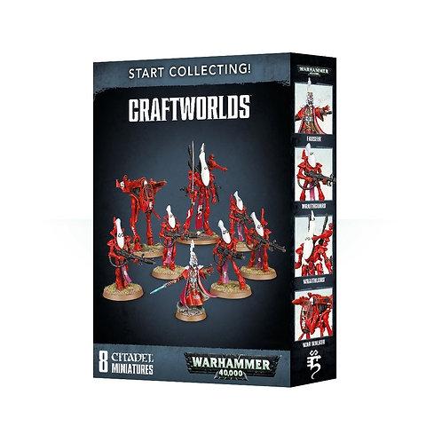 WARHAMMER 40000: Start Collecting! Craftworlds (Создатели миров)