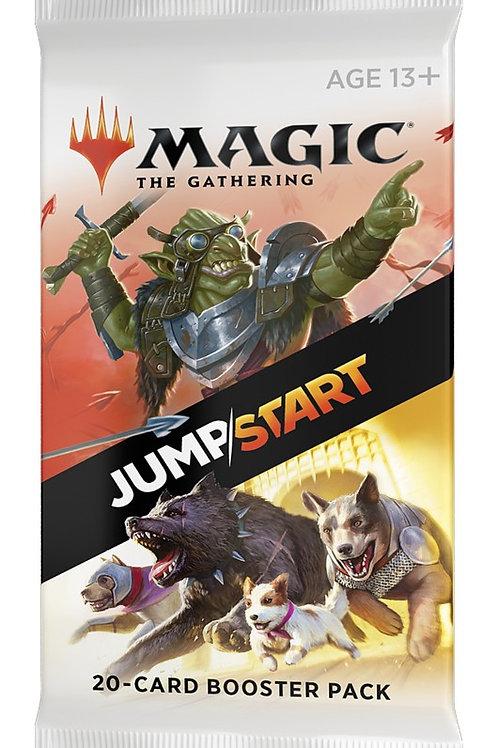 Core Set 2021: Jumpstart бустер