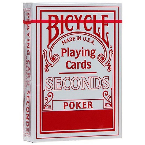Карты Bicycle Seconds