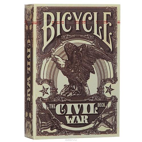 Карты Bicycle Civil War (Гражданская война)