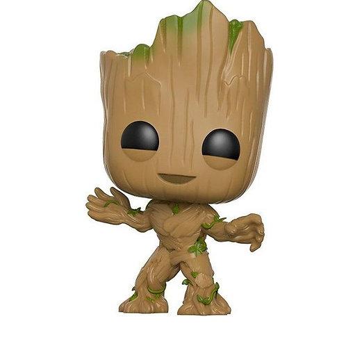 Фигурка Funko POP! Bobble: Marvel: Guardians of the Galaxy 2: Groot 202