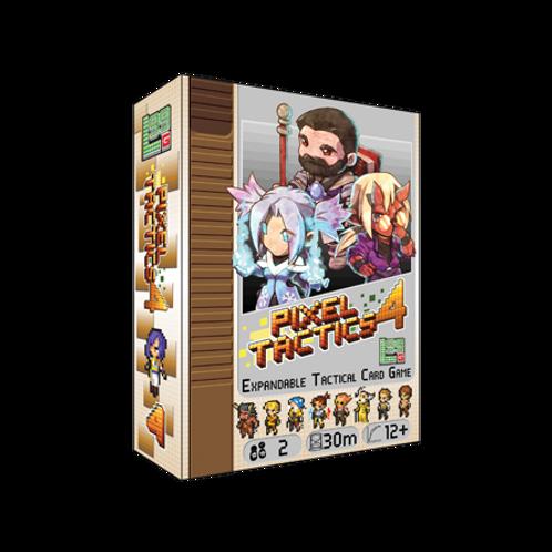 Пиксель Тактикс 4 (Pixel Tactics 4)