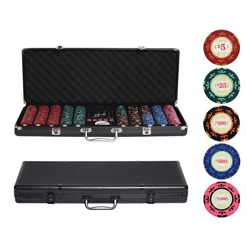 Набор для покера Casino Royale на 500 фишек