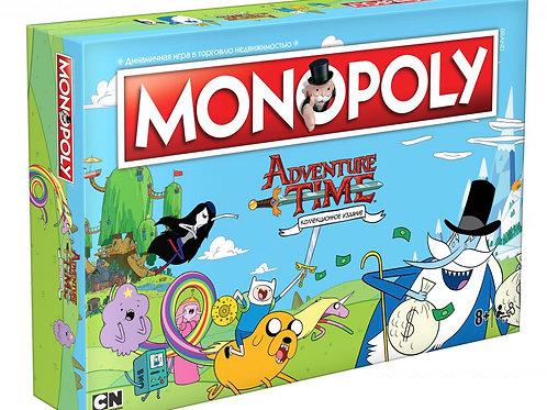 Монополия Adventure Time