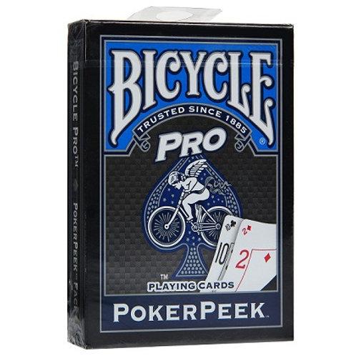 Карты Bicycle Pro Poker Peek
