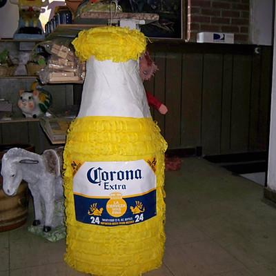 Piñatas Gallery (Tap/Click)