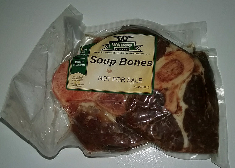 Black Angus Soup Bones