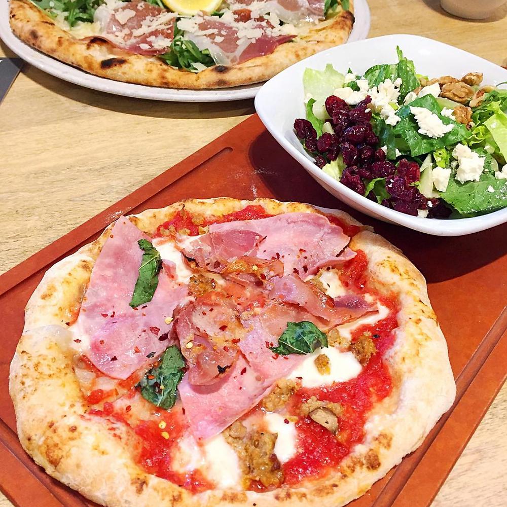 Lafaci Eats – Famoso – Pizza