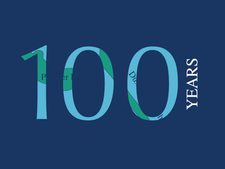 100th Anniversary- Save the Date