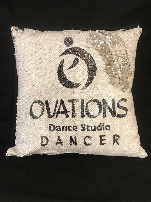 Ovations Mermaid Sequin Pillow