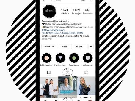 Mikä on Instagram Reels?
