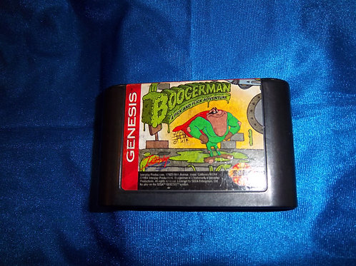 Boogerman A Pick and Flick Adventure