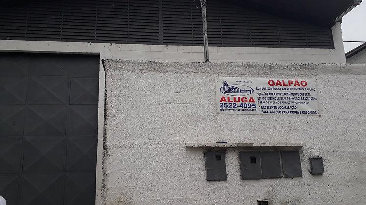 Rua Lucinda Rocha Azevedo - Galpão 34