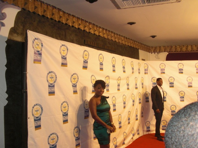 NAACP Awards Red Carpet