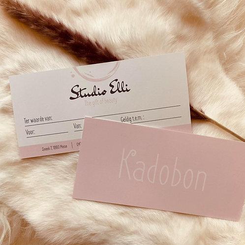 Kadobon €25