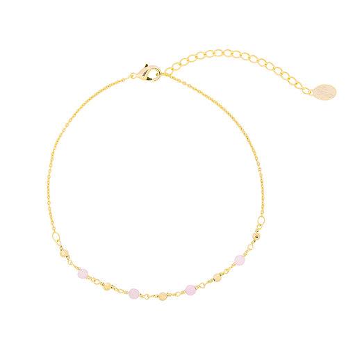 Enkelbandje Small Beads