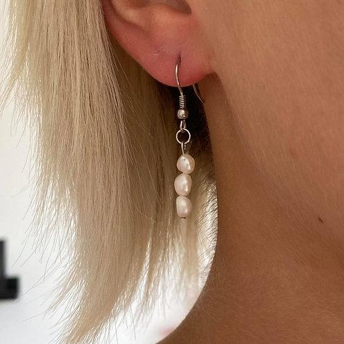 Oorbellen Pearly