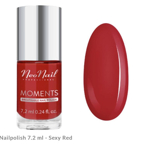 Nagellak Moments Sexy Red