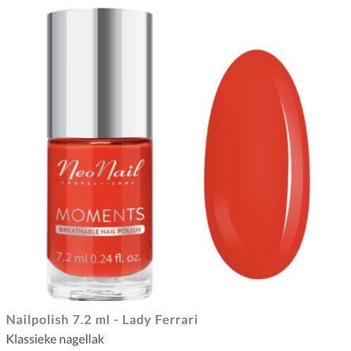 Nagellak Moments Lady Ferrari