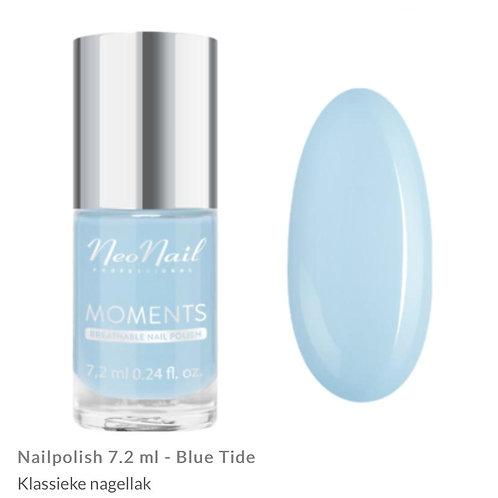 Nagellak Moments Blue Tide