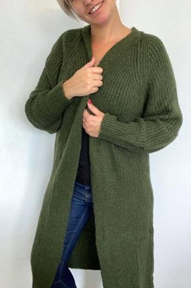 Knitted bernadette