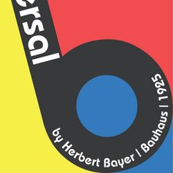 Posters | Bauhaus Typeface